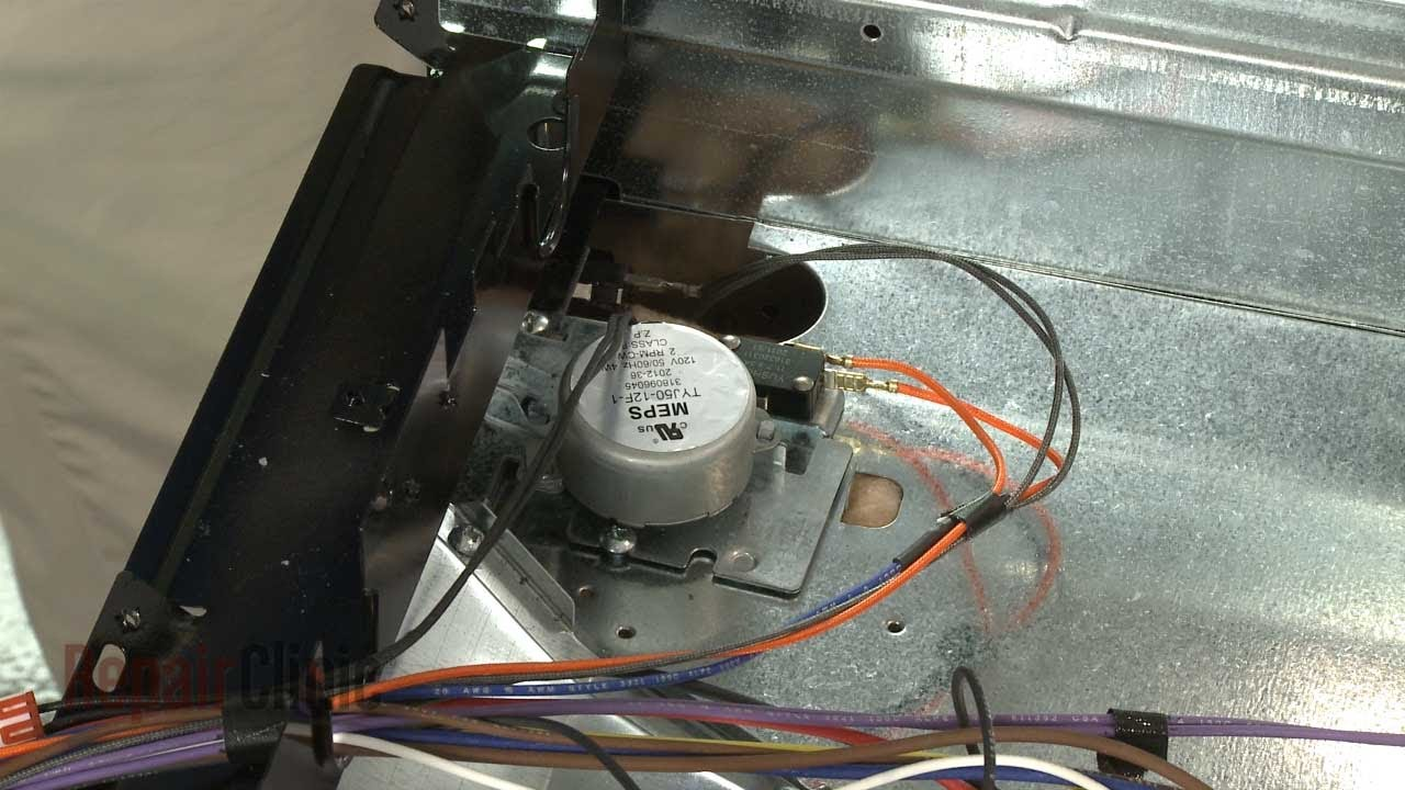 Oven Door Latch Motor Replacement Kenmore Electric Range