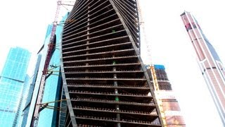 Evolution Tower- June 2013 Update- Twisted Tower