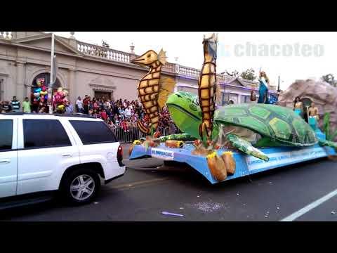 Desfile del Carnaval de Guaymas 2014