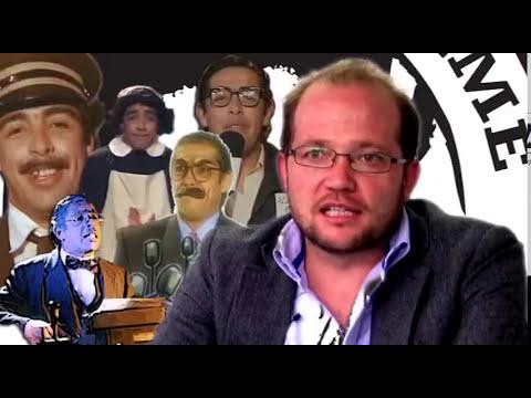 Daniel Samper en Homenaje a Jaime Garzón