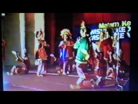 Tari Pasambahan - Sofyani Group - Padang- 27th September 1991 video