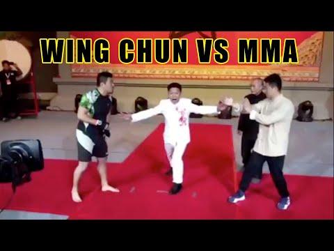 Wing Chun Kung Fu Vs MMA | Xu Xiaodong