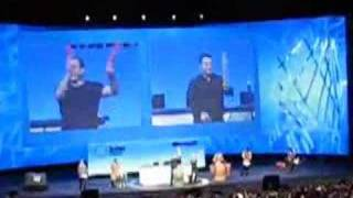 TechEd 2007 Barcelona Warm Up