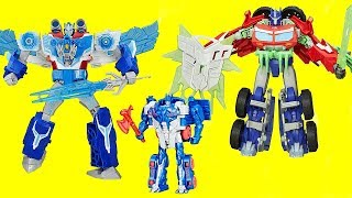 Transformers Robots in Disguise Optimus Prime Shield, Power Surge, Transformers Reveal the Shield