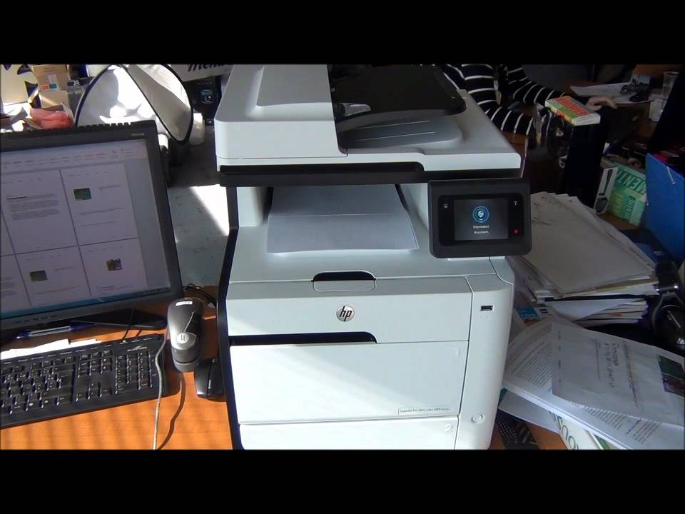 HP LaserJet Pro 400 color MFP M475dn driver download
