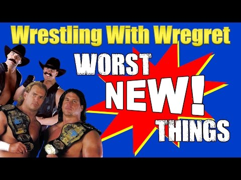 "Top 8 Worst ""New"" Things in Wrestling 