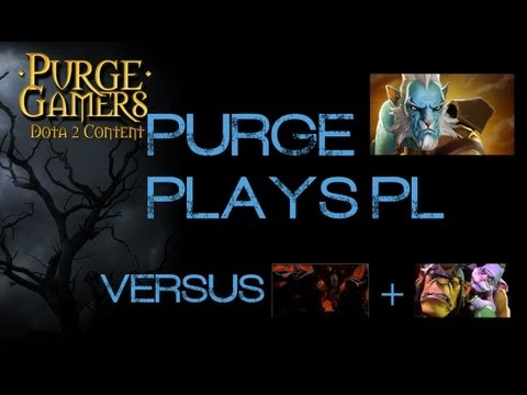 Dota 2 Purge plays Phantom Lancer