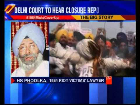 1984 Anti-Sikh Riots: War over CBI's clean chit to Senior Congress leader Jagdish Tytler