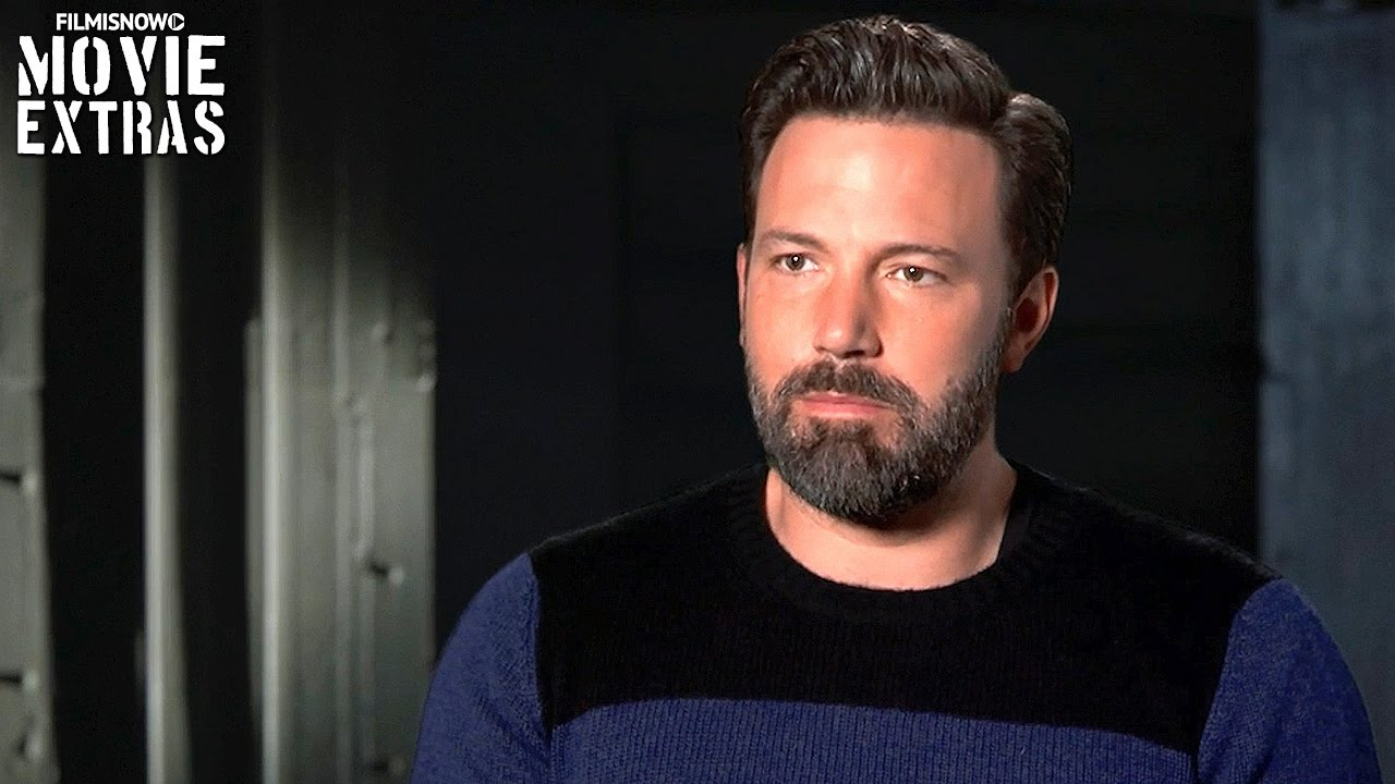 The Accountant | On-set visit with Ben Affleck 'Christian Wolff'