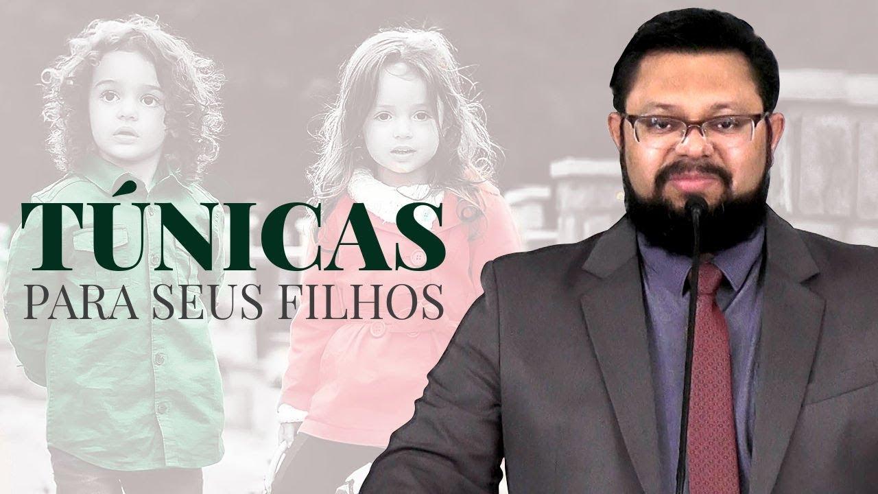 Faça Túnicas Para Seus Filhos - Nelson Ferreira