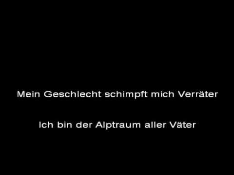 Rammstein - Mann Gegen Mann (instrumental with lyrics)