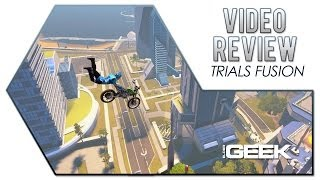 Trials Fusion Video Review