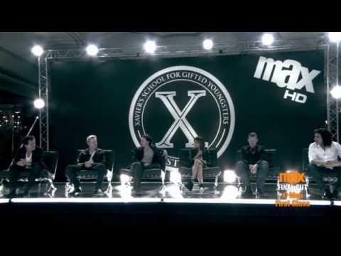 Final Cut  X Men First Class  Cast Discussion  Cinemax
