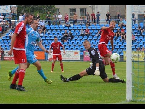 Puchar Polski: Błękitni Stargard - Drutex-Bytovia 1:2 (1:1)