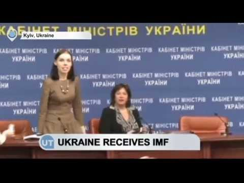 Ukraine Receives USD 5 Billion From IMF:  First tranche of new four-year financial aid package