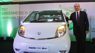 Tata Nano CNG emax launched in India at Rs 2.40 lakh