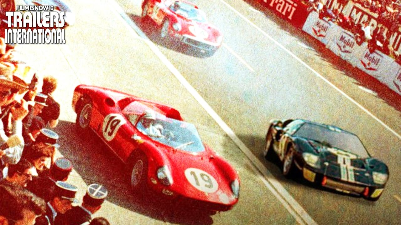 Ford vs Ferrari in Trailer for 'The 24 Hour War' Documentary