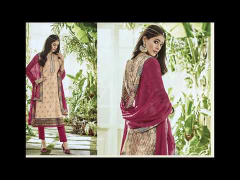 SURAT TEXTILE BAZAAR PRESENT - AROMA DRESSES