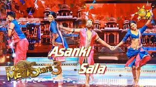 Iresha Asanki with Sala | Mega Stars 3 | FINAL 08 | 2021-08-22