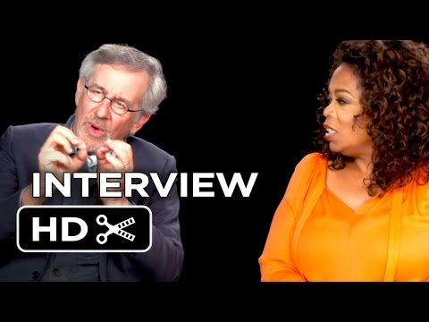 The Hundred-Foot Journey Interview - Spielberg & Oprah: The Beginnings (2014) - Movie HD