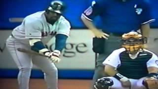 Mo Vaughn Boston Red Sox In His Prime!