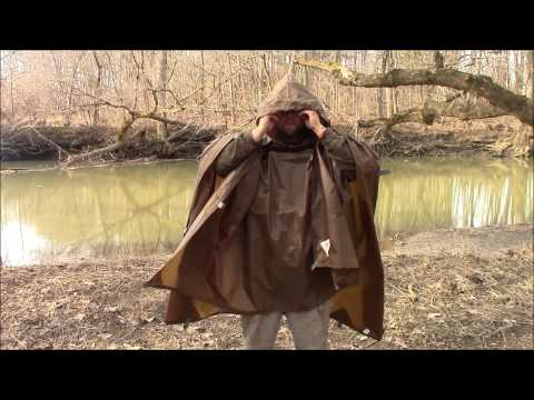 REVIEW ON THE The Pathfinder Tarp / Poncho