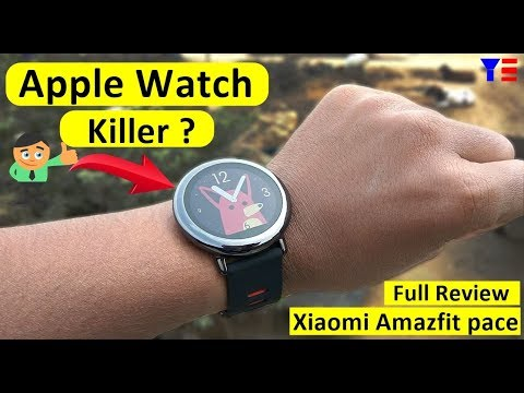 DON'T Buy The Apple Watch : Xiaomi Huami Amazfit PACE Review After 2 Months : Best Smartwatch ?