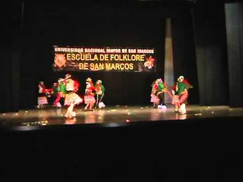 Danzas del Perú: Carnaval de Canas-Cuzco