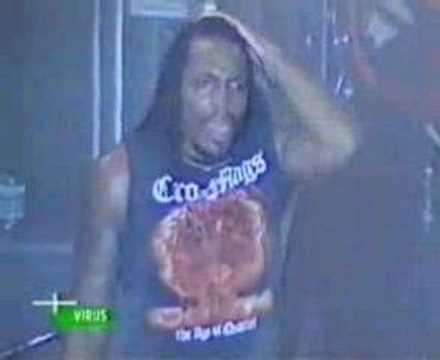 Sepultura-Inner Self/BTRemains live 1998 são paulo