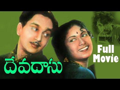 Devadas Telugu Full Length Movie || Anr, Savitri, Lalita, S.v.ranga Rao video
