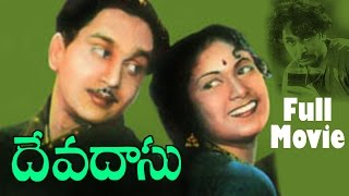 Devadas Telugu Full Length Movie || ANR, Savitri, Lalita, S.V.Ranga Rao