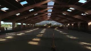 PENSION Chevaux - MANEGE Thomas'Ranch