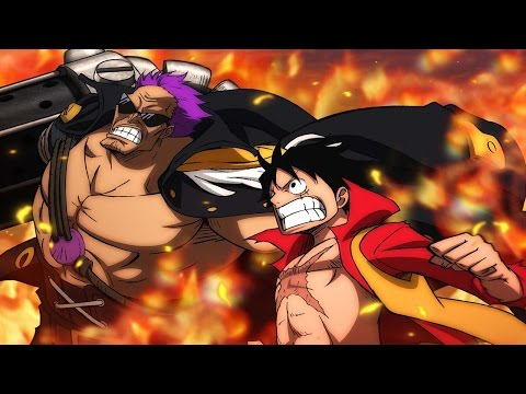 One Piece Film Z Blu-Ray Unboxing - Buried Anime Treasure