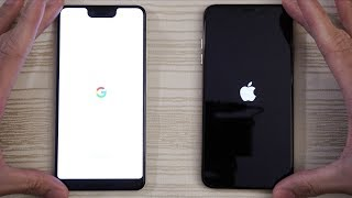 Google Pixel 3 XL vs iPhone XS Max - Speed Test!