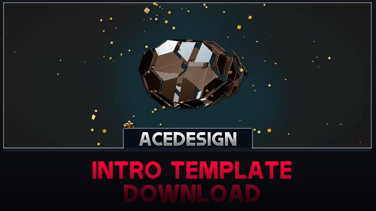 aep templates free download - 3d intro template download c4d aep youtube