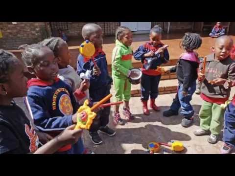 Support quality early education in Pretoria's community