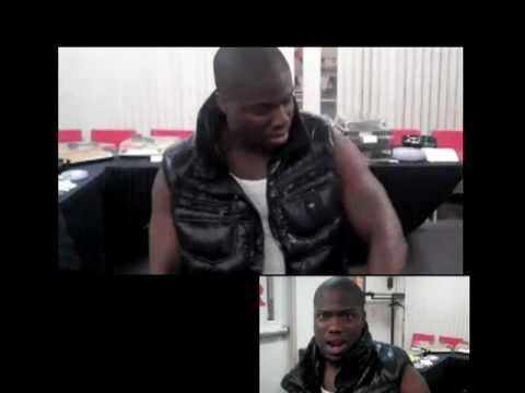 Kevin Hart Laugh at My Pain (Backstage)