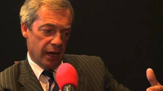 Interview: Nigel Farage