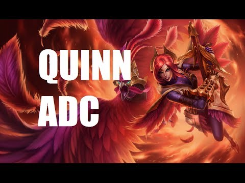League of Legends - Quinn ADC - Full Game Commentary