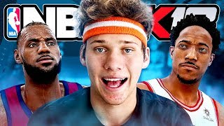 CLOSEST DOWN TO THE WIRE ENDING EVER NBA 2K18