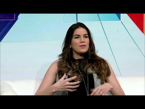 Marianne Cruz habla sobre la maternidad