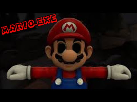 MARIO.EXE - Corrupted Super Mario Bros. 3 Game [NOT A SONIC.EXE CLONE!]