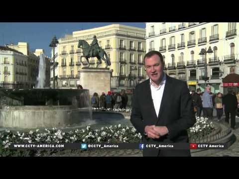 Spain's bad economy boosts popular left-wing 'Podemos'