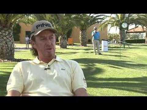 Entrevista a Miguel Ángel Jiménez - Golf España