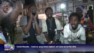 Touba Brasil | Evento Khassida em Caxias do Sul