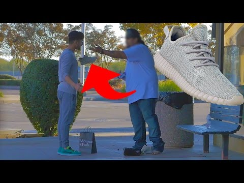 YEEZY BAIT PRANK PART 3!!