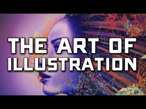 The Art of Illustration | Off Book | PBS