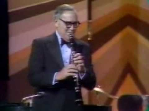 Benny Goodman Quintet Live