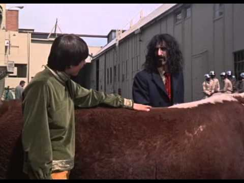 Frank Zappa - My Head?