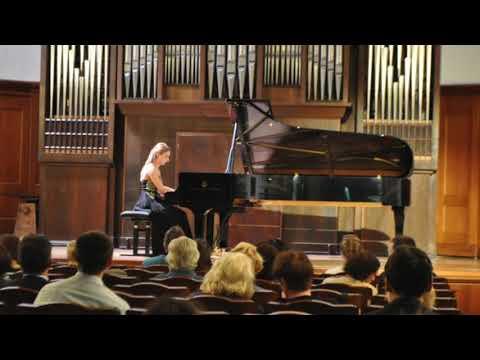 K.Szymanowski Variationen b-moll Op.3  Шимановский Вариации си-бемоль минор